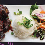Grilled Oxtail Rice